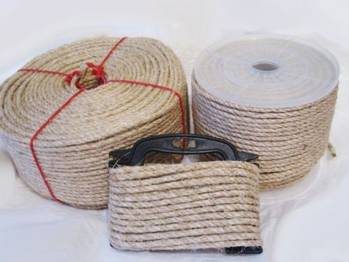 Natural Sisal Rope (Decking / Gardening / Bundling)